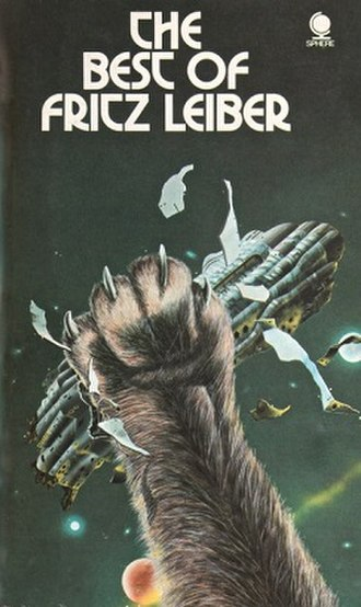 The Best of Fritz Leiber - Cover of the first edition of The Best of Fritz Leiber