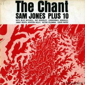 The Chant (album) - Image: The Chant (album)