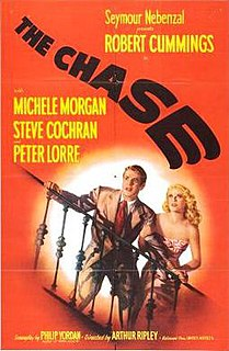 <i>The Chase</i> (1946 film) 1946 American film noir directed by Arthur Ripley