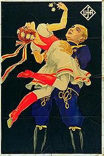 <i>The Csardas Princess</i> (1927 film) 1927 film by Hanns Schwarz
