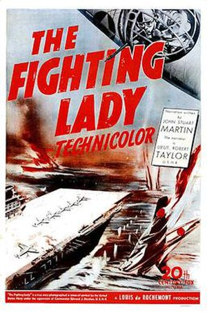 The Fighting Lady - Theatrical film poster