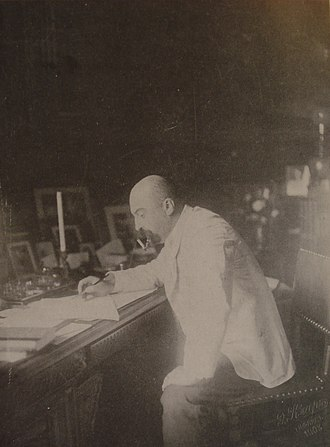 Grand Duke Nicholas Mikhailovich of Russia - Grand Duke Nicholas Mikhailovich of Russia, 1910