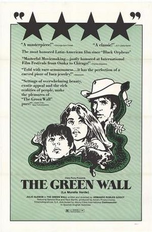 The Green Wall - Image: The Green Wall