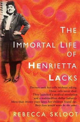 The Immortal Life of Henrietta Lacks - First edition