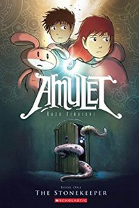 Image result for amulet book one