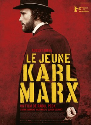 The Young Karl Marx - Image: The Young Karl Marx film poster
