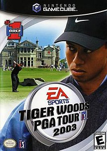 Tiger Woods PGA Tour 2003 Cover.jpg
