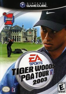 <i>Tiger Woods PGA Tour 2003</i> 2002 video game