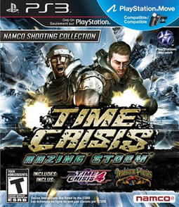 Time Crisis Razing Storm Ps3 Move | NuestroMercado Red de negocios