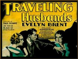 Traveling Husbands - Theatrical poster for the film