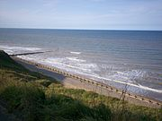 Trimingham Beach (photo by Kathryn Speight).