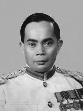 Chief of Army (Malaysia) - Image: Tunku Osman Tunku Mohd Jewa