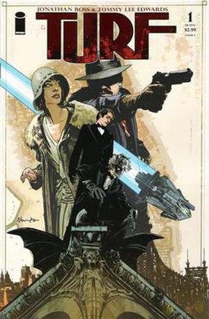 Turf (Image Comics) - Image: Turf 1 cover