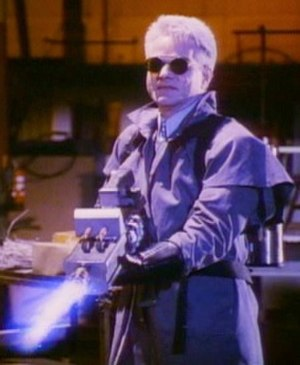 Captain Cold - Michael Champion as Captain Cold on the 1990s The Flash TV series.