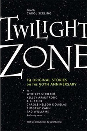 Twilight Zone: 19 Original Stories on the 50th Anniversary - Image: Twilight Zone 2009 anthology