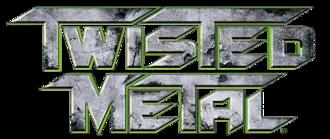 Twisted Metal - Image: Twisted Metal Series Logo