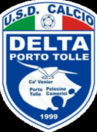 A.C. Delta Calcio Rovigo - Old Delta Porto Tolle logo
