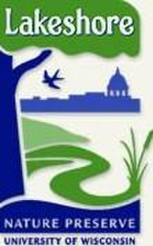 University of Wisconsin–Madison Lakeshore Nature Preserve - Image: UW Lakeshore Nature Preserve logo