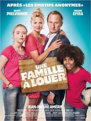 Une famille à louer - Film poster