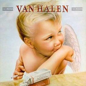 1984 (Van Halen album) - Image: Van Halen 1984