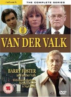 <i>Van der Valk</i> television series