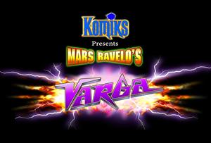 Komiks Presents: Varga - Image: Varga logo