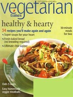 <i>Vegetarian Times</i>