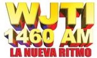 WJTI - Image: WJTI logo