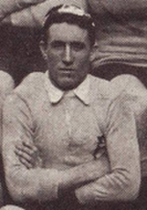 William Neill (rugby league) - Image: Webby Neill 1911
