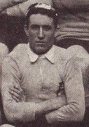 1910 NSWRFL season - Image: Webby Neill 1911