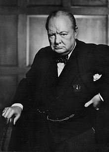 Churchill by Karsh from Wikipedia