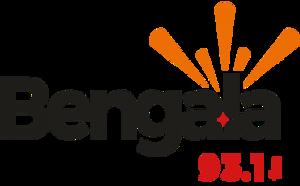 XHMZT-FM - Image: XHMZT Bengala 93.1 logo