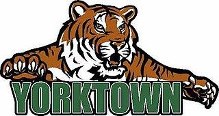 Yorktown High School (Yorktown, Indiana) Public high school in Yorktown, Delaware County, Indiana, US