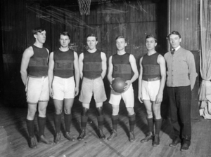 "1906–07 Illinois Fighting Illini men's basketball team - ""1906-07 Fighting Illini team"""