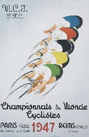 1947 UCI Road World Championships - Image: 1947 UCI Road World Championships