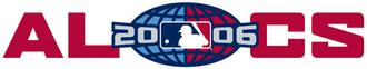 2006 American League Championship Series - Image: 2006 ALCS Logo
