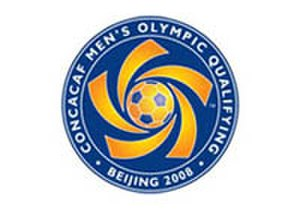 2008 CONCACAF Men's Pre-Olympic Tournament - Image: 2008 CONCACAF Mens Olympic Qualification