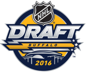 2016 NHL Entry Draft - Image: 2016 NHL Entry Draft logo