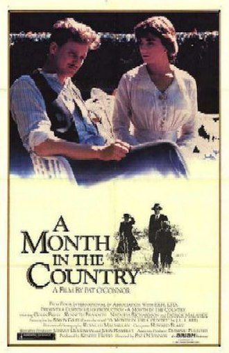 A Month in the Country (film) - Image: A Month in the Country poster
