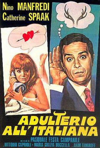 Adultery Italian Style - Image: Adultery Italian Style