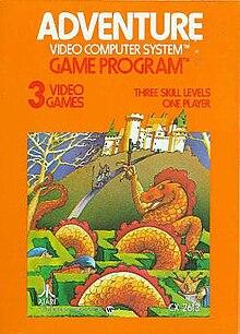 Adventure (Atari 2600) - Wikipedia