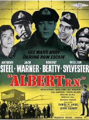 Albert R.N. - Theatrical release poster