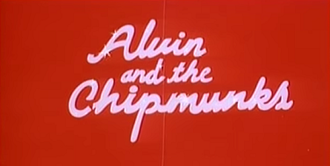 Alvin and the Chipmunks (1983 TV series) - Series title card