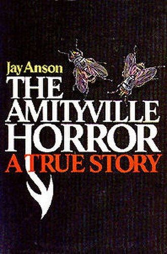 The Amityville Horror - The first edition of the book