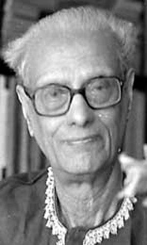 Annada Shankar Ray - অন্নদাশঙ্কর রায়