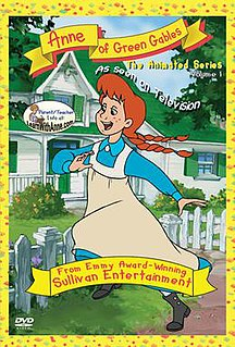 <i>Anne of Green Gables: The Animated Series</i> television series
