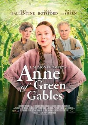 L.M. Montgomery's Anne of Green Gables - Image: Anneof Green Gables Poster 2016