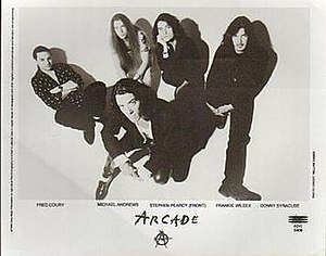 Arcade (band) - Image: Arcade Epic