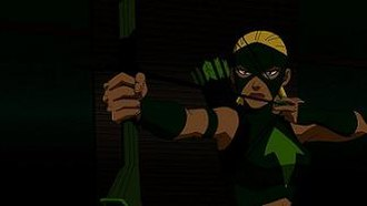 Artemis Crock - Artemis Crock as Artemis in Young Justice.