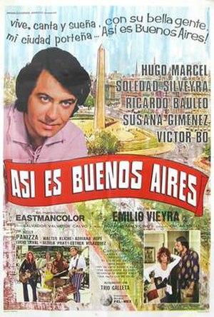 Así es Buenos Aires - Image: Asíes Buenos Aires
